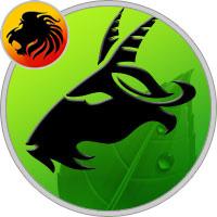 Steinbock und Löwe Partner