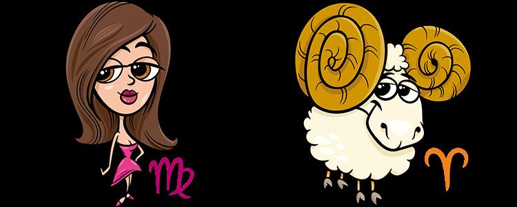Jungfrau und Widder Partner Horoskop