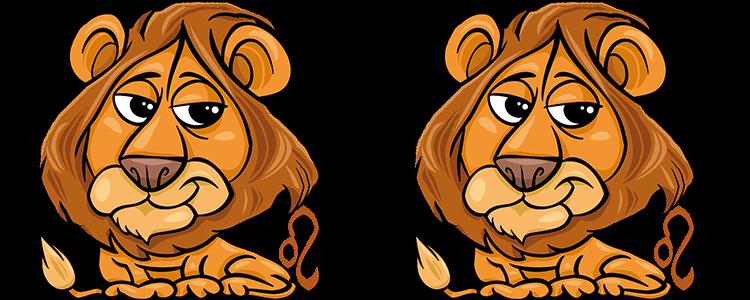 Löwe und Löwe Partner Horoskop