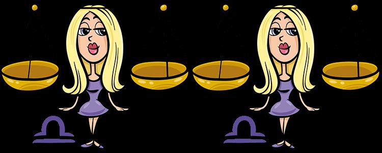 Waage und Waage Partner Horoskop