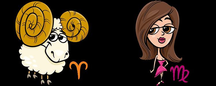 Widder und Jungfrau Partner Horoskop