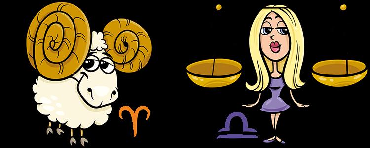 Widder und Waage Partner Horoskop