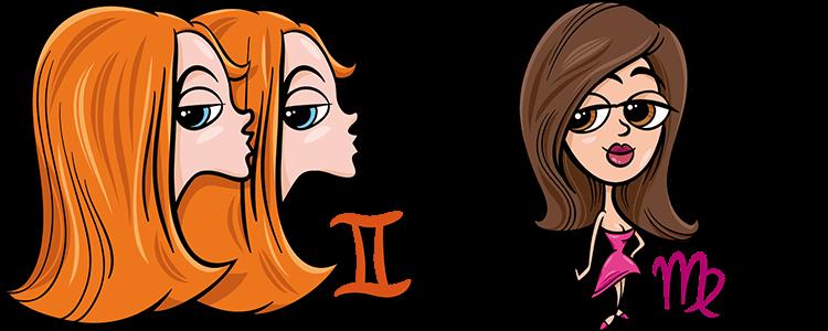 Zwillinge und Jungfrau Partner Horoskop