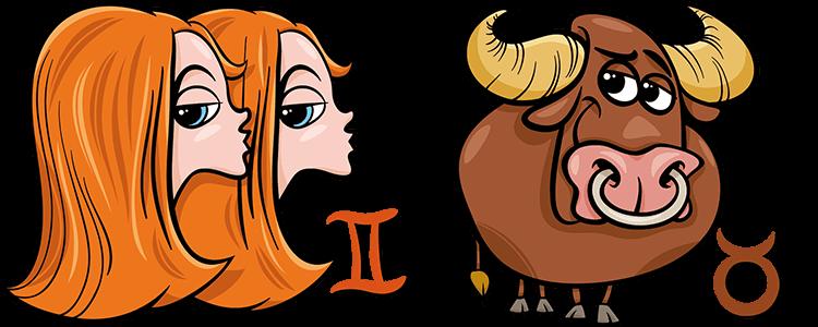 Zwillinge und Stier Partner Horoskop