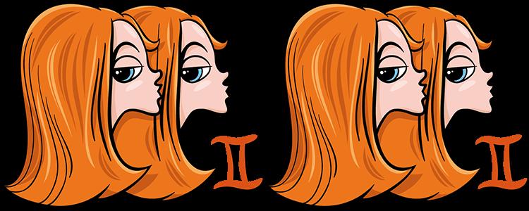 Zwillinge und Zwillinge Partner Horoskop