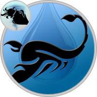 Skorpion und Wassermann Partner