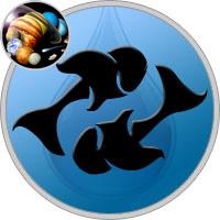 Herrscherplanet für Fische