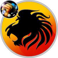 Herrscherplanet für Löwe
