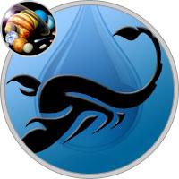 Herrscherplanet für Skorpion