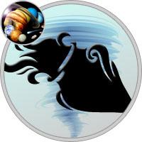 Herrscherplanet für Wassermann