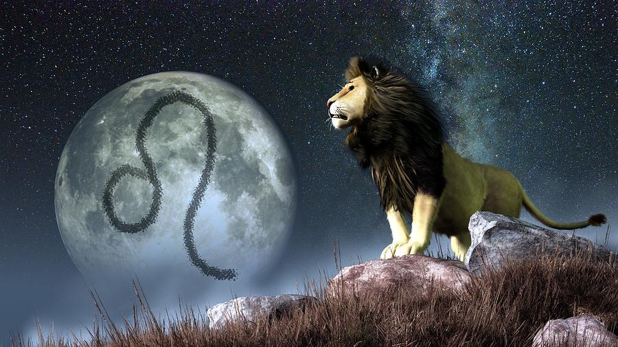 Löwe Symbol