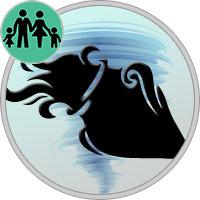Aquarius Parents