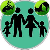 Virgo Child  — Capricorn Parent