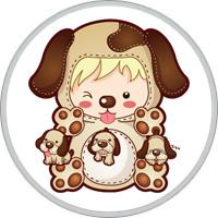 Ребенок Собака