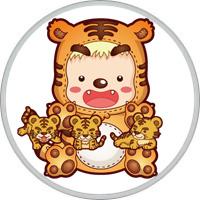 Ребенок Тигр