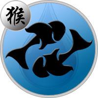 Обезьяна Рыбы