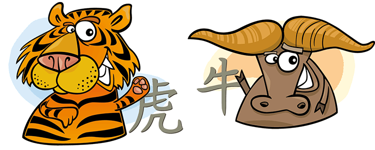 Tiger and Ox Compatibility Horoscope