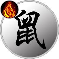 1996 Chinese Zodiac - Fire Rat Year