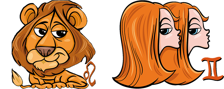 Leo and Gemini Compatibility