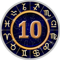 The Tenth House in Astrology