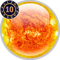 Sun in 10th House