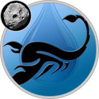 Asteroids in Scorpio