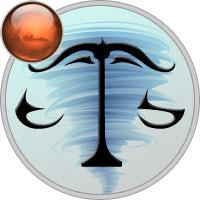 Mars in Libra