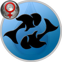 Moon in Pisces Woman