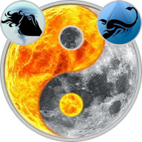 Sun in Aquarius — Moon in Scorpio