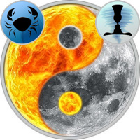 Sun in Cancer — Moon in Gemini