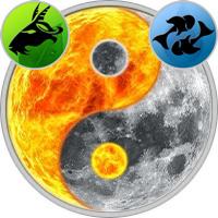 Sun in Capricorn — Moon in Pisces