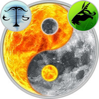 Sun in Libra — Moon in Capricorn