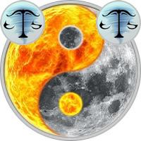 Sun in Libra — Moon in Libra