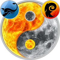 Sun in Scorpio — Moon in Aries