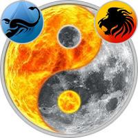 Sun in Scorpio — Moon in Leo