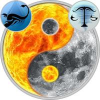 Sun in Scorpio — Moon in Libra