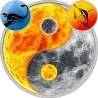 Sun in Scorpio — Moon in Sagittarius