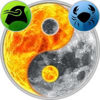 Sun in Taurus — Moon in Cancer