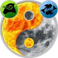 Солнце в Тельце — Луна в Рыбах