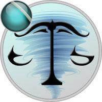 Uranus in Libra