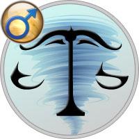 Venus in Libra Man