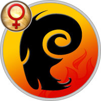 Venus in Aries Woman