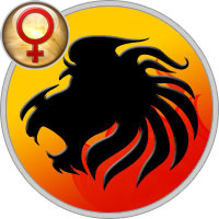Venus in Leo Woman