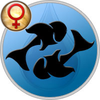 Venus in Pisces Woman