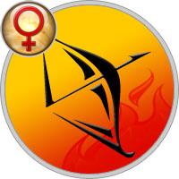 Venus in Sagittarius Woman