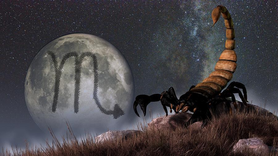 Символ Скорпиона